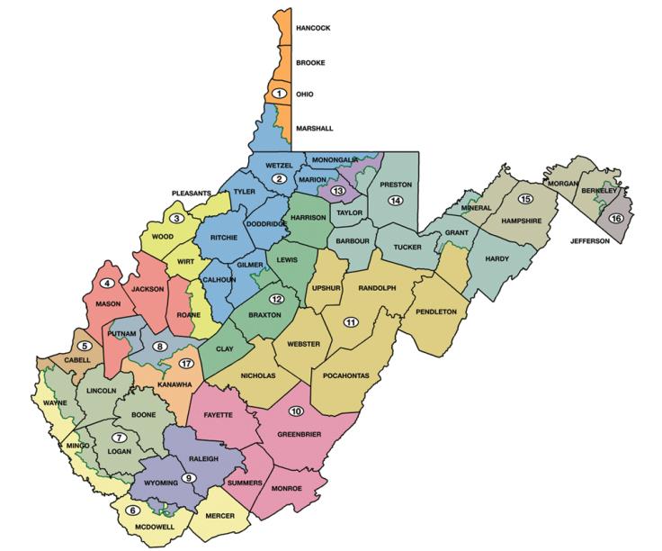 wv-senate-districts