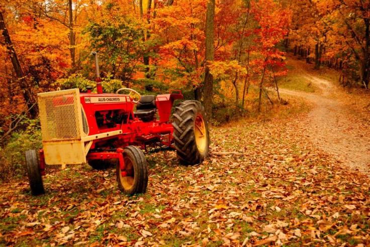 right to farm tractor