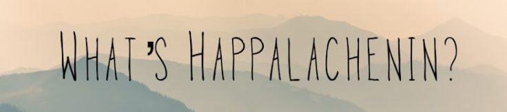 What's Happalachenin' logo